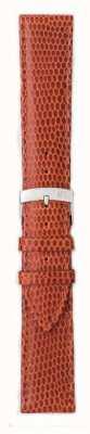 Morellato Strap Only - Ibiza Lizard Calf Brown/red 18mm A01X3266773041CR18