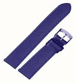 Morellato Strap Only - Sprint Napa Leather Blue 20mm A01X2619875065CR20