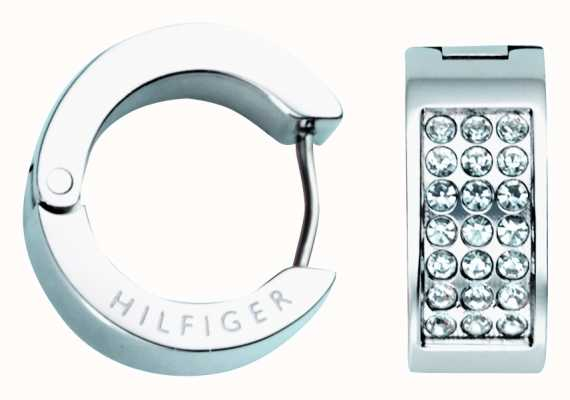 Tommy Hilfiger Womens Stainless Steel Earrings 2700572