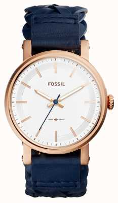 Fossil Womans Original Boyfriend Blue ES4182