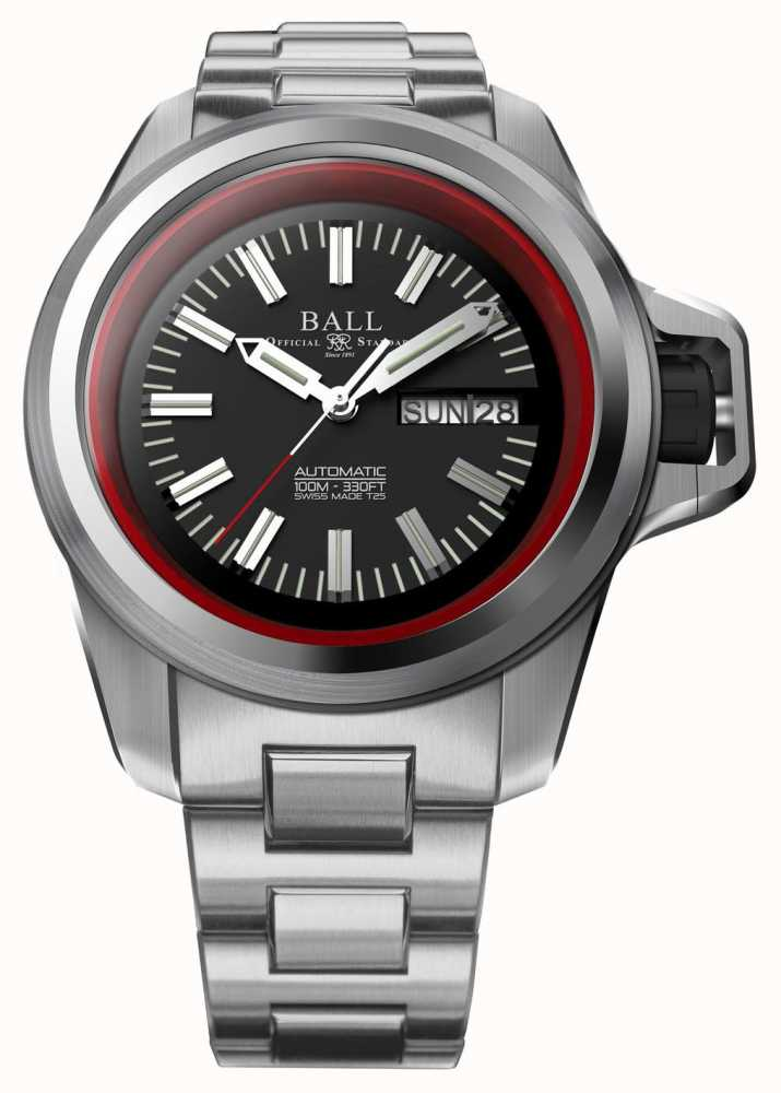 Ball Watch Company NM3200C-SJ-BK