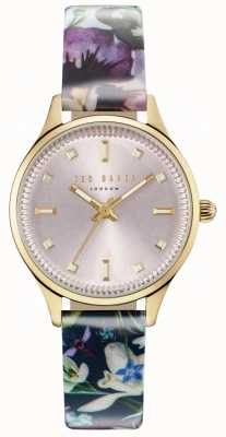 Ted Baker Womans Zoe Enchantment Floral Strap Pink TE10031555