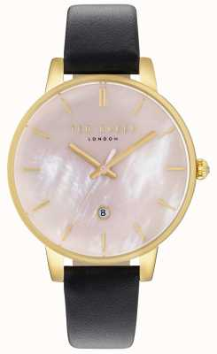 Ted Baker Womans Kate Pink Mother Of Pearl Dial TE10031556