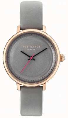 Ted Baker Womans Isla 36mm Grey Watch TE10031534