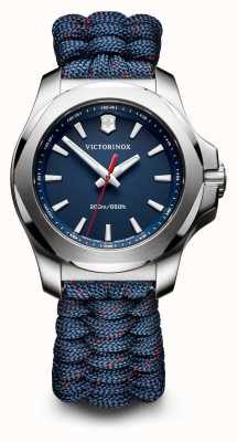 Victorinox Swiss Army Womans I.N.O.X V Navy Paracord 241770