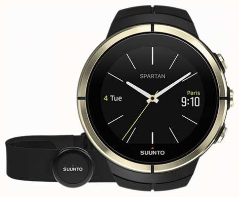 Suunto Spartan Ultra Gold Special Edition HR SS023303000