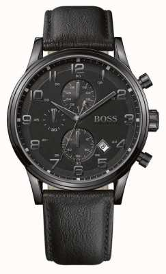 Hugo Boss Classic with round black dial 1512567