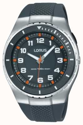 Lorus Mens Sport Functional Silicone Strap Blue R2327LX9