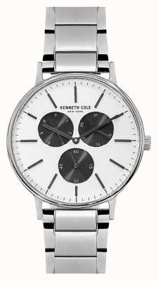 Kenneth Cole Men's Stainless Steel Bracelet Watch KC14946007