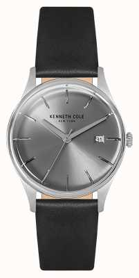 Kenneth Cole Womans 35mm Stainless Steel Case Silver KC15109004