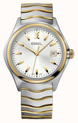 EBEL Wave Men's Two-tone Gold Watch 1216202