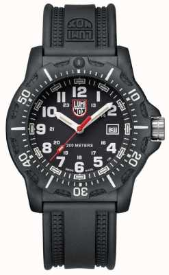 Luminox Men's Black Ops 8880 Series Black Dial Rubber Strap Watch XL.8881