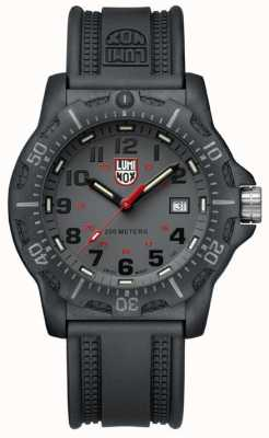 Luminox Black Ops Grey Dial PU Black Strap Ex-Display XL.8882 Ex-Display