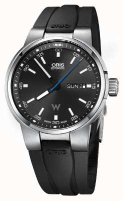 Oris Williams Engine Day Date Automatic Rubber 01 735 7740 4154-07 4 24 54FC
