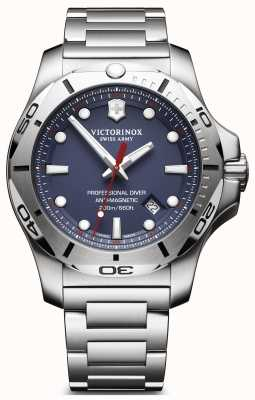 Victorinox Swiss Army I.N.O.X. Professional Diver Blue Dial 241782
