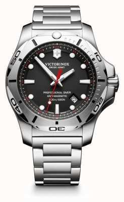 Victorinox Swiss Army Mens I.N.O.X Professional Diver Grey 241781