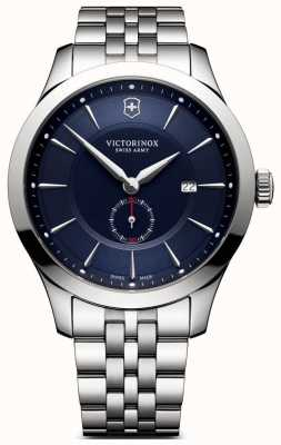 Victorinox Swiss Army Mens Alliance Large Blue Dial 241763