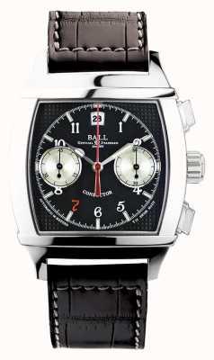 Ball Watch Company Vanderbilt Black Dial Chronograph Limited Edition Conductor CM2068D-LJ-BK