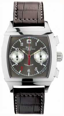 Ball Watch Company Vanderbilt Grey Dial Chronograph Limited Edition Conductor CM2068D-LJ-GY