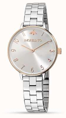 Morellato Womens Ninfa Rose Gold Detail Watch R0153141504