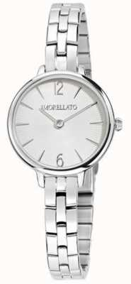 Morellato Womens Petra Small Stainless Steel Watch R0153140507