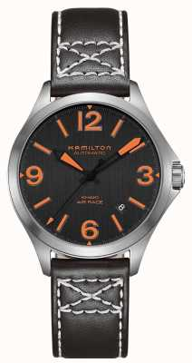 Hamilton Mens KHAKI AVIATION AIR RACE H76235731