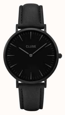 CLUSE La Boheme Black Case Black Dial/black Strap CL18501