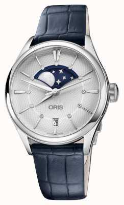 ORIS Artelier Grande Lune Moonphase Date 01 763 7723 4051-07 5 18 64FC