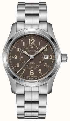 Hamilton Khaki Field Auto 42mm Stainless Steel H70605193