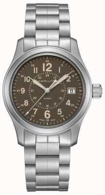 Hamilton Khaki Field Quartz 38mm Stainless Steel H68201193