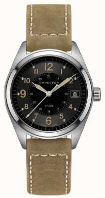 Hamilton Khaki Field Quartz 40mm Olive Green H68551833