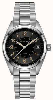Hamilton Khaki Field Quartz 40mm Stainless Steel H68551133
