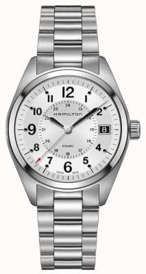 Hamilton Khaki Field Quartz 40mm Stainless Steel H68551153