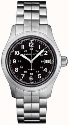 Hamilton Khaki Field Quartz Stainless Steel H68411133