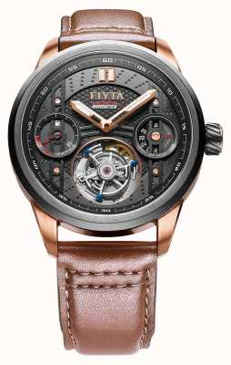 FIYTA Extreme Collection Tourbillon Automatic GA866010.MBR