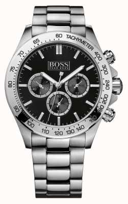 Boss Ikon Chronograph stainless steel 1512965