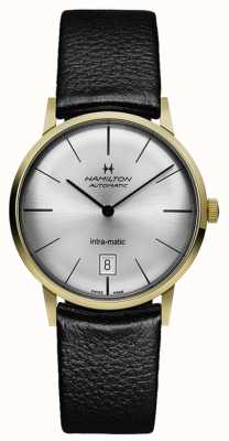 Hamilton Intra-Matic 38mm Automatic Watch H38475751