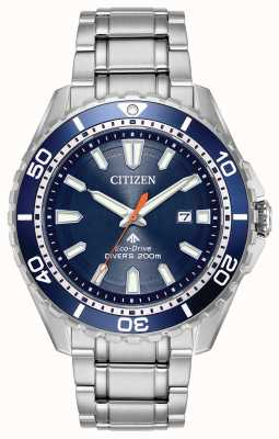 Citizen Eco-Drive Mens Promaster Divers Date 200m BN0191-55L
