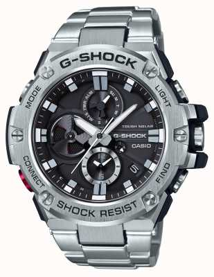 Casio G-Steel Bluetooth Triple Connect Chronograph EX- DISPLAY GST-B100D-1AER - EX-DISPLAY