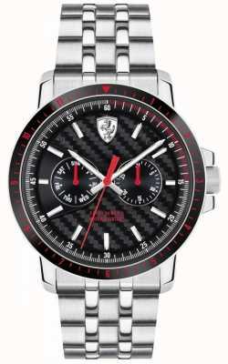 Scuderia Ferrari Turbo Stainless Steel 0830453