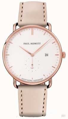Paul Hewitt Womans The Grand Atlantic Rose Gold Stainless Steel Case PH-TGA-R-W-22S