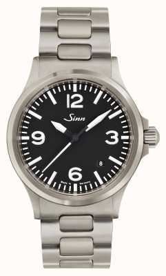Sinn 556 A Sports Sapphire Glass Stainless Steel Diver Extension 556.014- BM3560103S