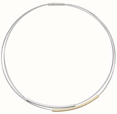 Skagen Womens Two Tone Elin Necklace SKJ1032998