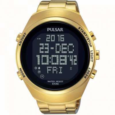 Pulsar Men's Alarm Chronograph PQ2056X1