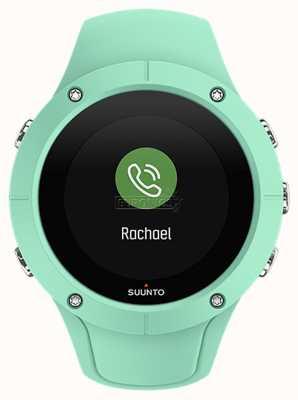 Suunto Unisex Spartan Trainer Wrist HR Ocean Sport Watch SS022670000