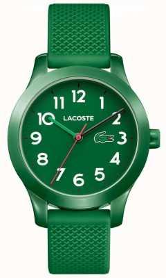 Lacoste Kids 12.12 Watch Green 2030001