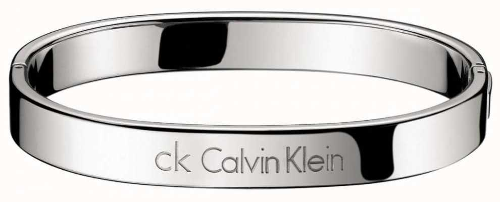 Calvin Klein Stainless Steel Hook Bangle KJ06CB01010M