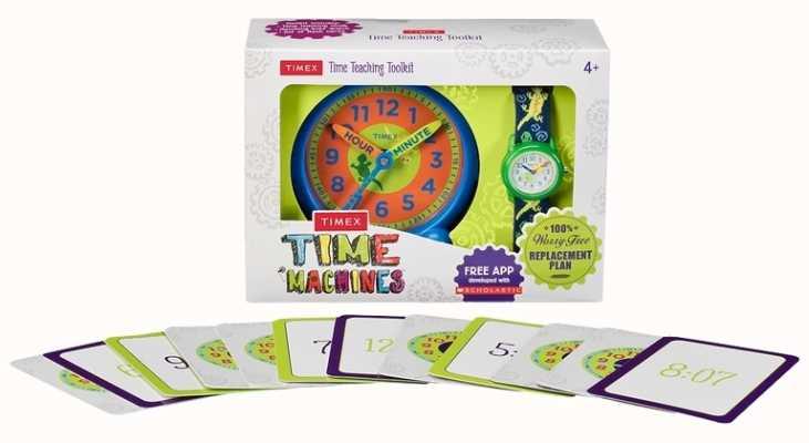 Timex Gecko Watch Clock Gift Set TWG0149002H