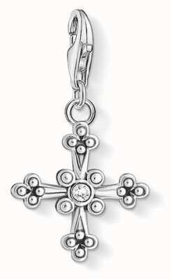Thomas Sabo Cross Charm Pendant 1480-643-14