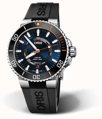 Oris Staghorn Restoration Limited Edition Rubber Strap 01 735 7734 4185-SET RS
